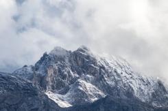 Dreitorspitze, Alpen