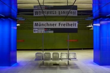 Münchner Freiheit 2015