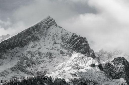 Alpspitze, Garmsich