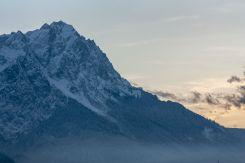 Zugspitze Sonnenuntergang, Garmisch