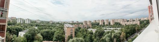 Moskau bei Tag