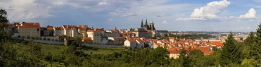 Prag bei Tag