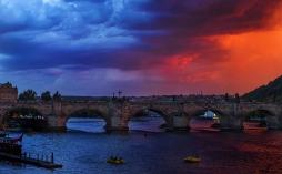Prag - Karlsbrücke