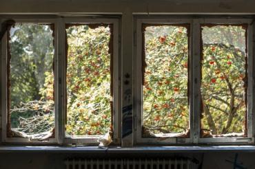 Fabrik - Fenster 1
