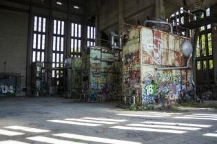 Fabrik - Halle 1