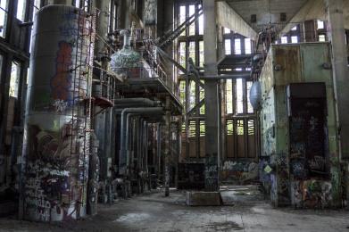 Fabrik - Halle 3