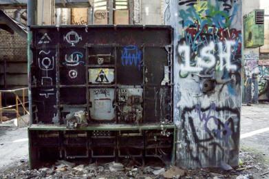 Fabrik - Graffiti 2