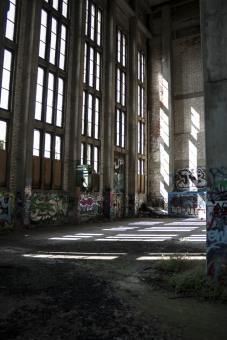 Fabrik - Halle 2
