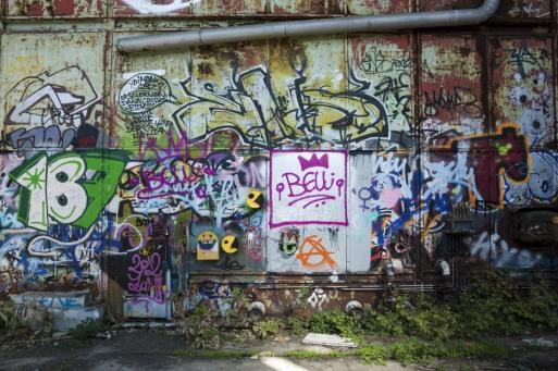 Fabrik - Graffiti 1