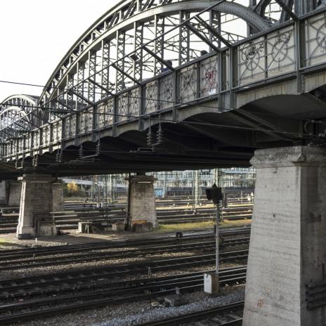 Hackerbrücke - S-Bahnstation (1)