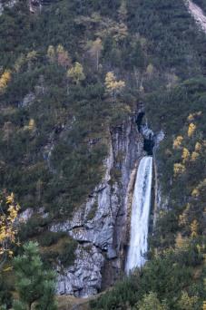 Wasserfall - 1 (Partnach)