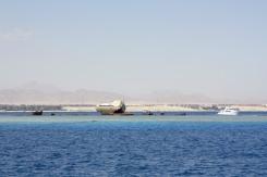 Beim Schiffswrack 2