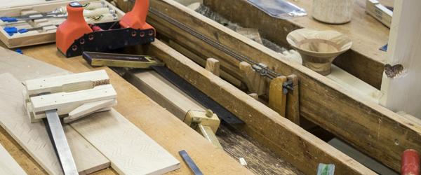 Schule für Holz und Gestaltung – Tag der Offenen Tür – GaP