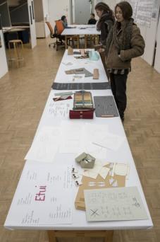 SHG - T.d.O.T. - Ausstellung Grafiker