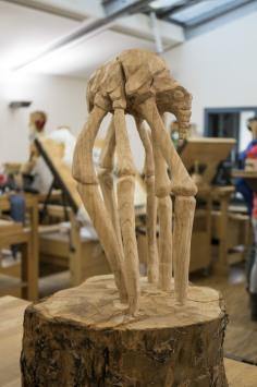 SHG - T.d.O.T. - Joa, es ist eine....erm... ein cooles Stück Holzarbeit!