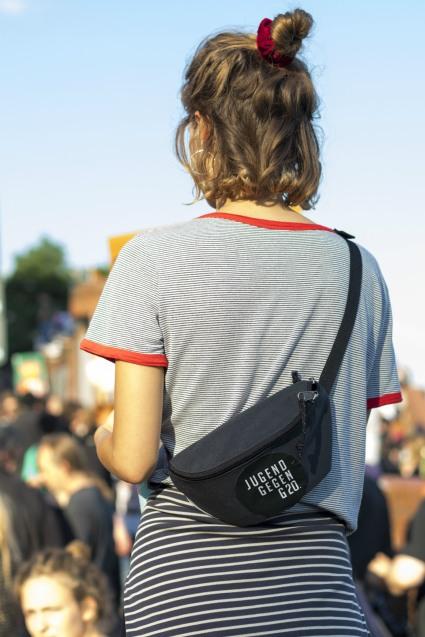 Die Jugend auch gegen G20