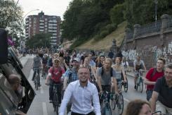 Die Fahrrad-Demo 2