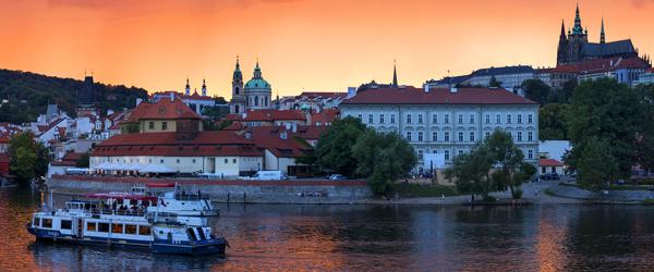 Praha – Prag – Prague