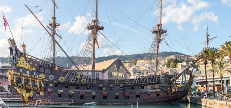 Genova - Italien - 12